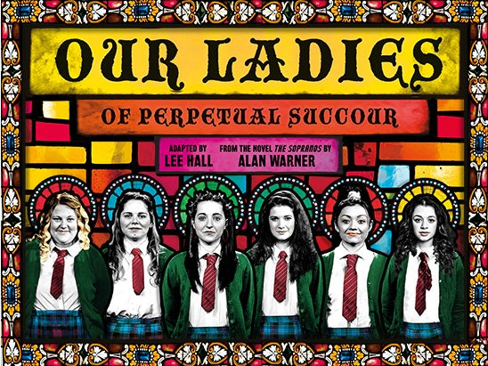 Our Ladies of Perpetual Succour sweepstakes
