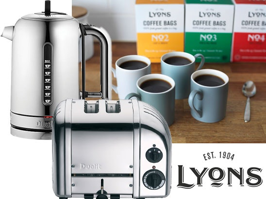 Lyons' ultimate coffee lover's goodies sweepstakes