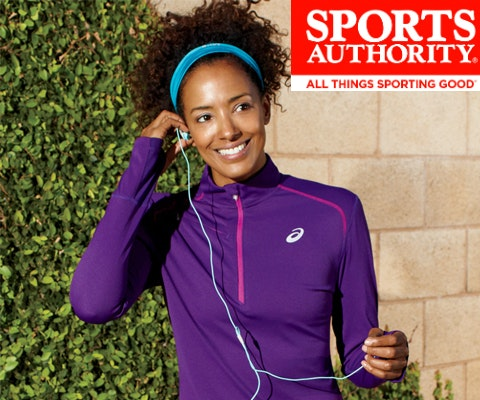 Sports authority giveaway