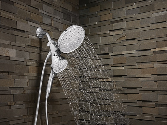 Moen Attract Showerhead sweepstakes