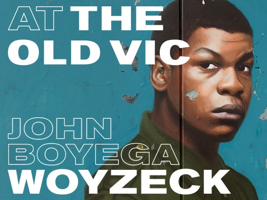 Woyzeck at The Old Vic sweepstakes