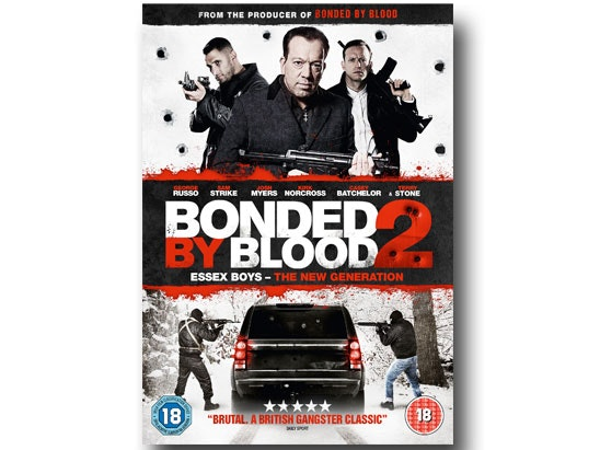 Bonded by Blood  sweepstakes