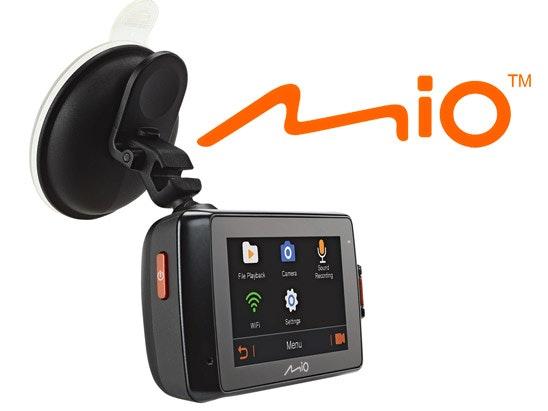 Mio MiVue 658 Wi-Fi dash cam sweepstakes