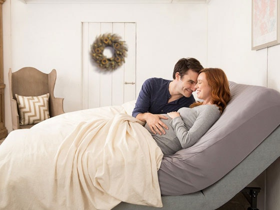 Queen-Size Reverie 3E Tech Adjustable Foundation Bed sweepstakes