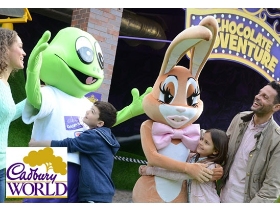 Cadbury easter chocolate family tickets competition1
