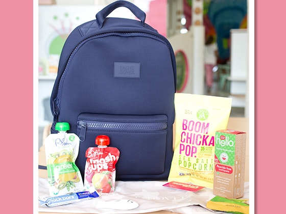 WeVillage Flexible Childcare Opening Event Gift Bag sweepstakes