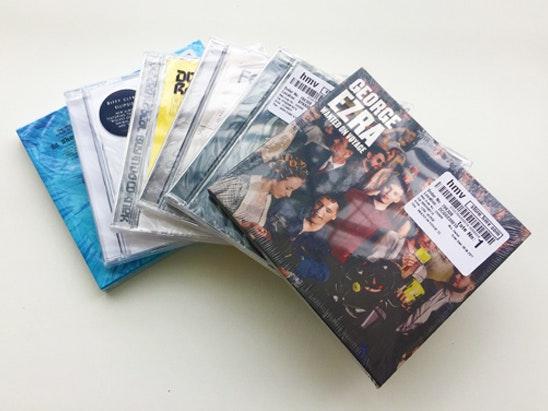 Glastonbury CDs sweepstakes