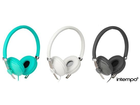 Intempo Hubbub Headphones! sweepstakes