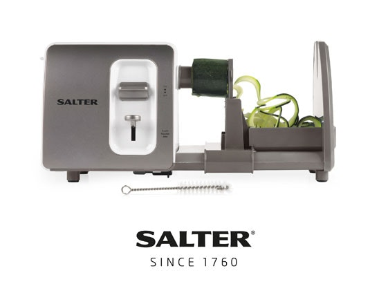 Salter Electric Spiralizer! sweepstakes