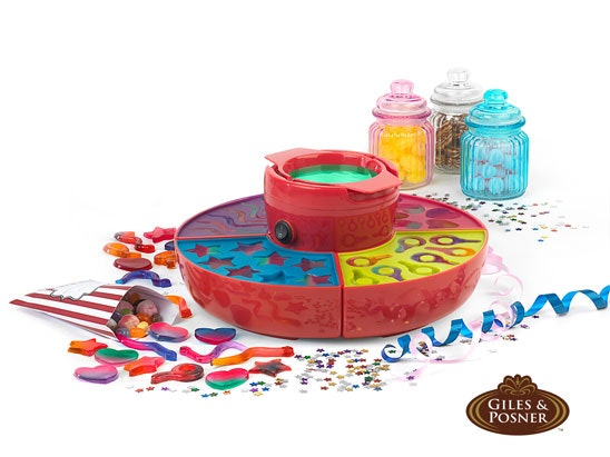 Giles & Posner Jelly Sweet Maker! sweepstakes
