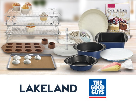 Lakeland Baking & Cookware Pack sweepstakes