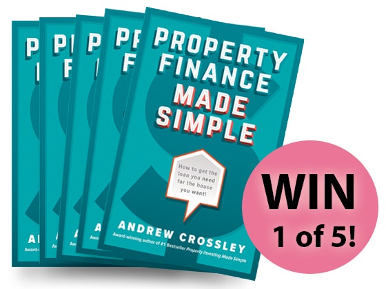 Property Finance Made Simple Book sweepstakes