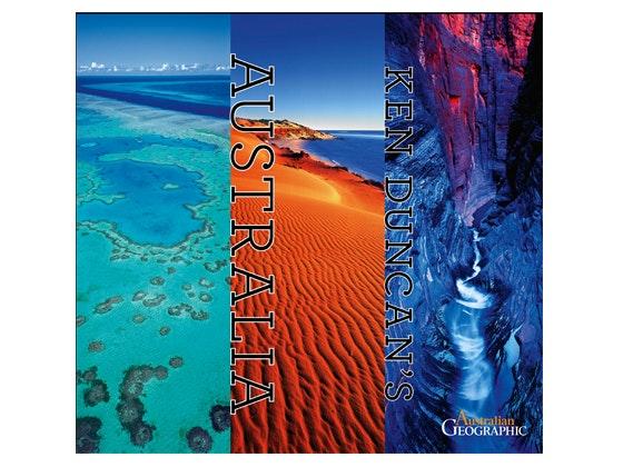 Australian Geographic Ken Duncan's Australia Book sweepstakes