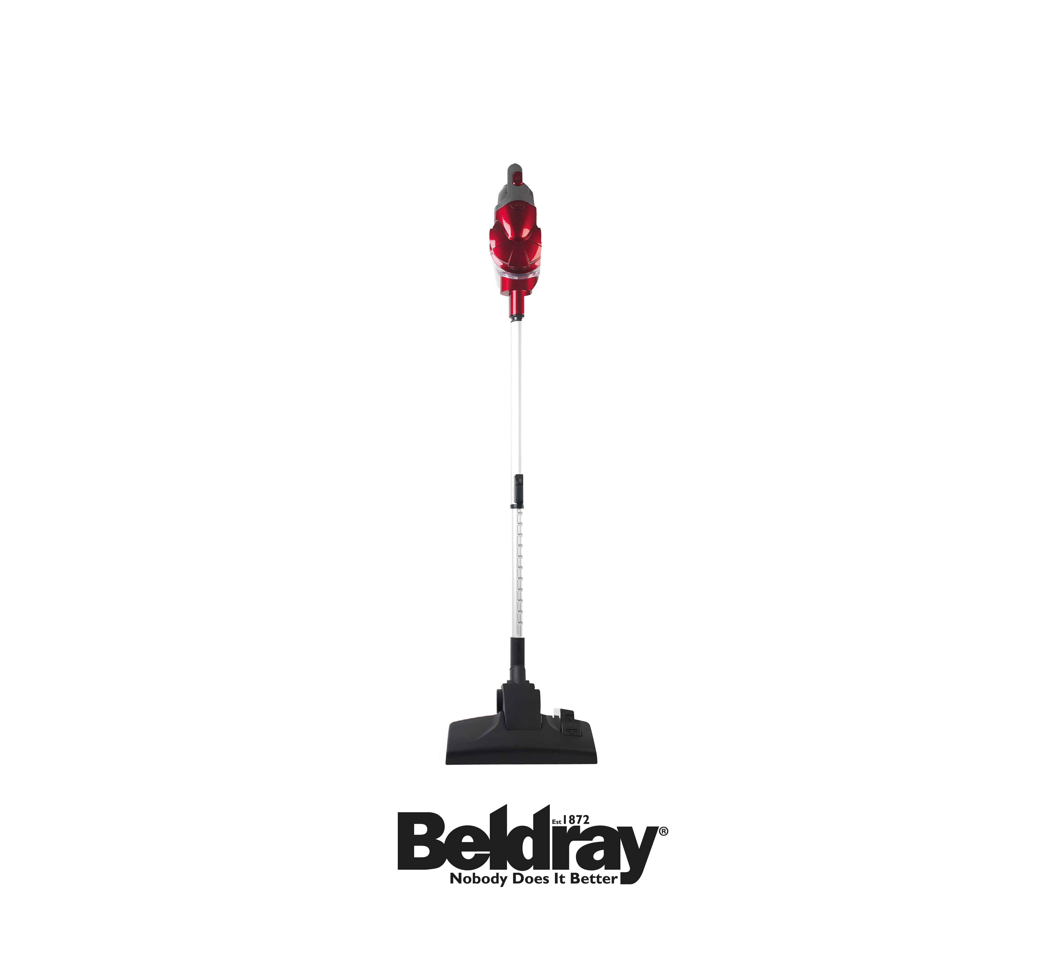 Beldray Quick Vac Lite Red sweepstakes