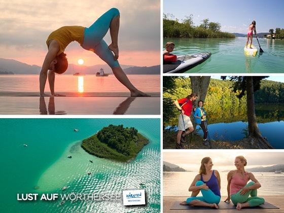Yogafestival am Wörthersee Gewinnspiel
