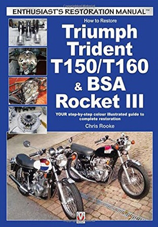 Triumph tridet resto manual 46