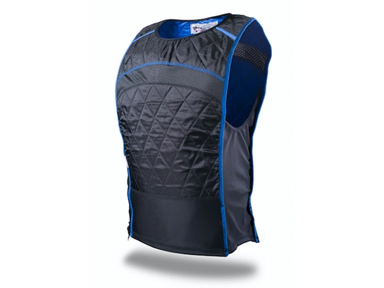 Hyperkewl Cooling Tank top - Blue size large sweepstakes