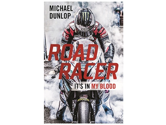Road Racer book by Michael Dunlop sweepstakes