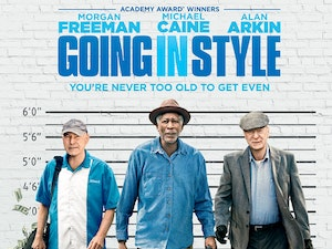 Going in style movie tickets