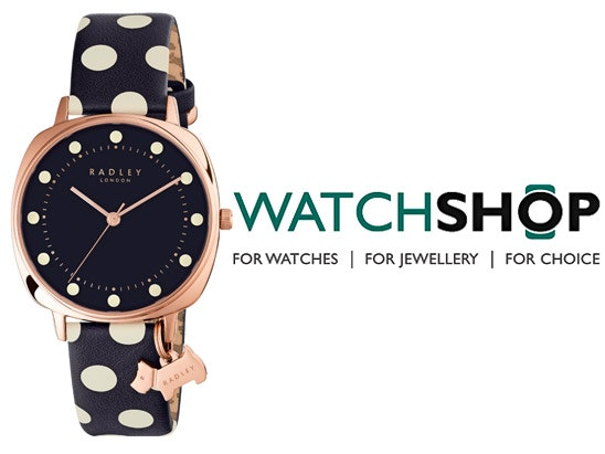 Radley ladies' Kennington watch, courtesy of Watchshop.com sweepstakes
