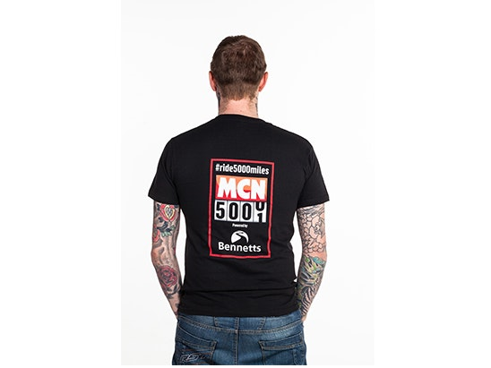 MCN t-shirts sweepstakes