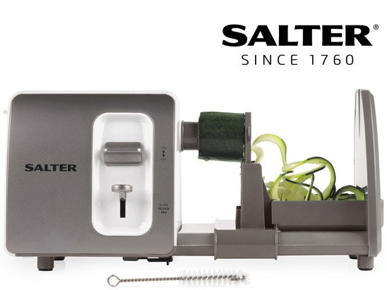 Salter Electric Spiralizer sweepstakes