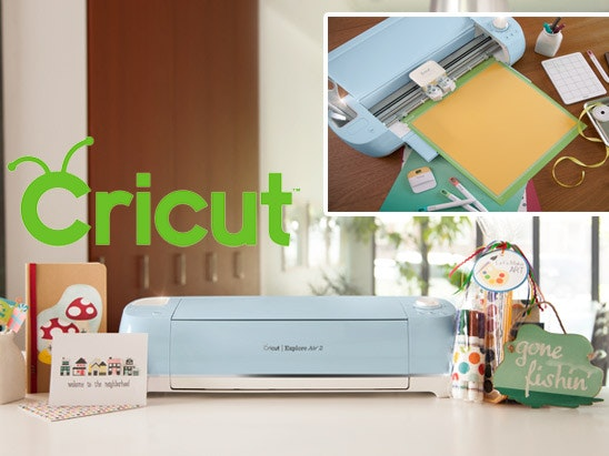 Cricut Explore Air 2 sweepstakes