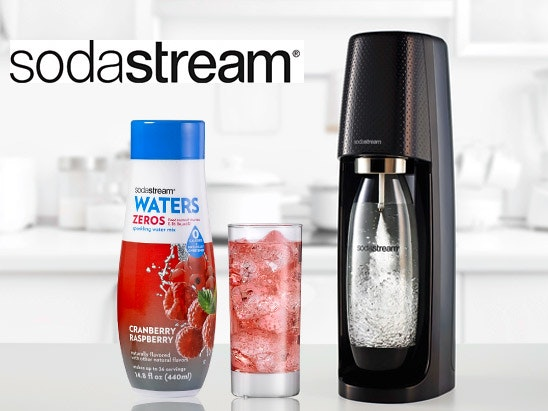 SodaStream sweepstakes