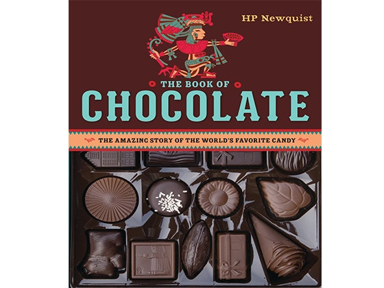 The Book of Chocolate: The Amazing Story of the World's Favorite Candy sweepstakes