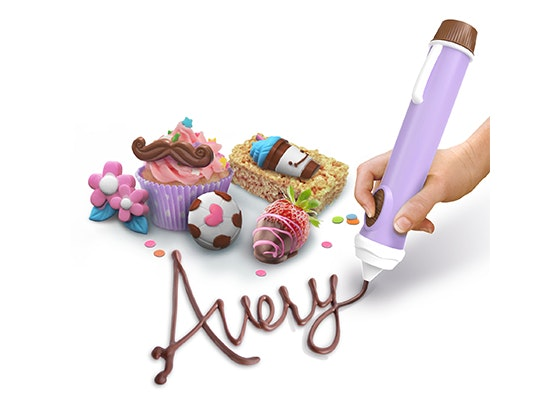 Real Cooking Chocolate Pen  sweepstakes