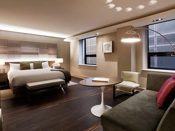 Grand Hyatt New York Hotel Trip Giveaway sweepstakes