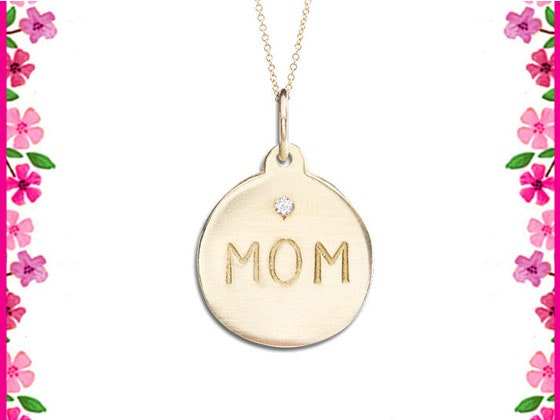 Helen Ficalora Mom Necklace sweepstakes