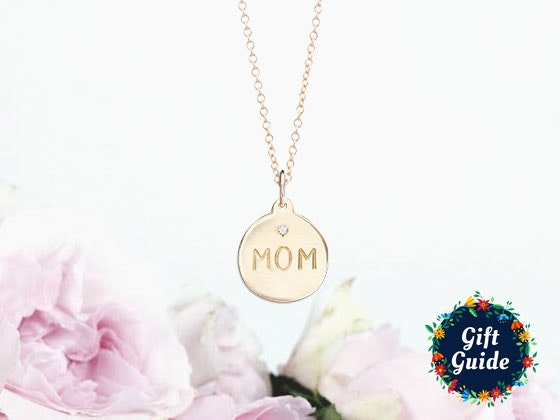 Mother's Day: Helen Ficalora MOM Necklace sweepstakes