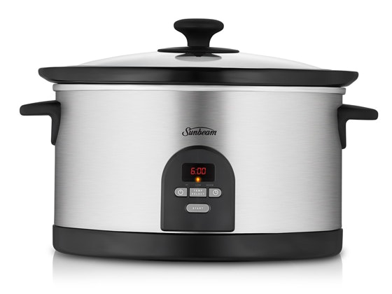 Sunbeam Electronic Slow Cooker (Model: HP5520) sweepstakes