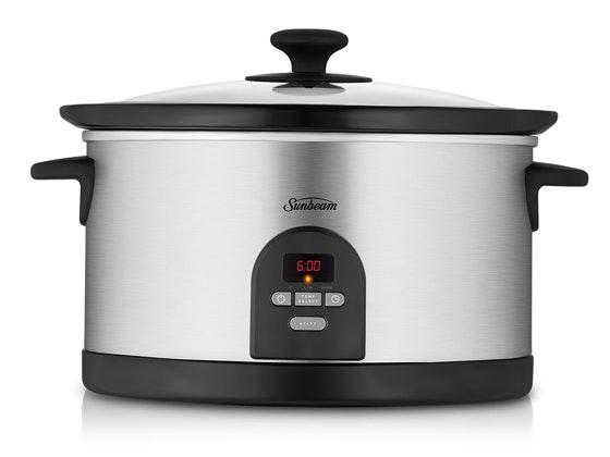 Sunbeam Electronic Slow Cooker (Model: HP5520) sweepstakes