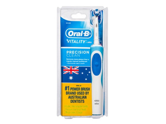 Oral B Electric Toothbrush VITALITYCA-Vitality Power Brush Cross Action sweepstakes