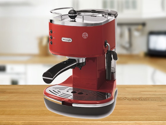 DeLonghi Icona Classic Coffee Machine - (Model: ECO310R) sweepstakes