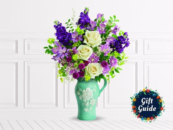 Teleflora artisanal bouquet giveaway