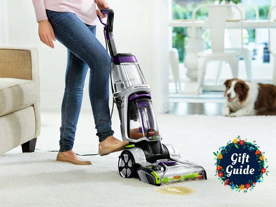 Bissell carpet cleaner giveaway 1