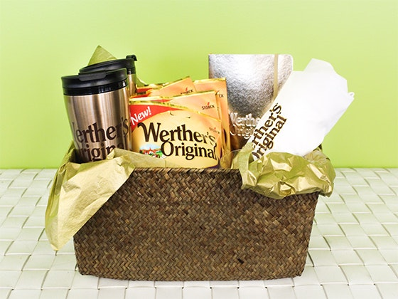 Prize Package from Werther's Original sweepstakes