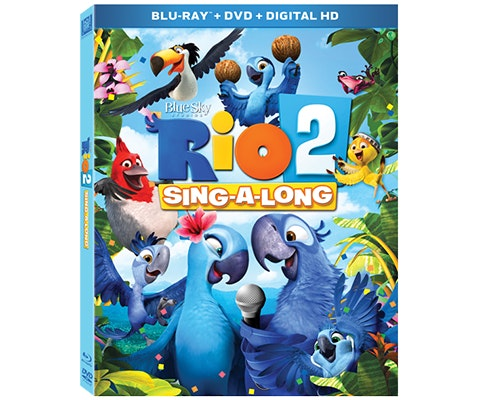 Rio 2 sing along giveaway