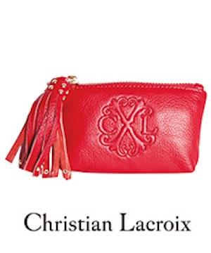 Christianlacroix portemonnaie