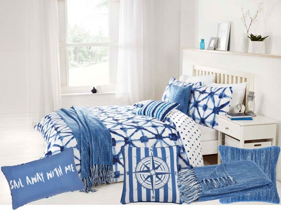 Julian charles bed linen oasia blue bed linen competition