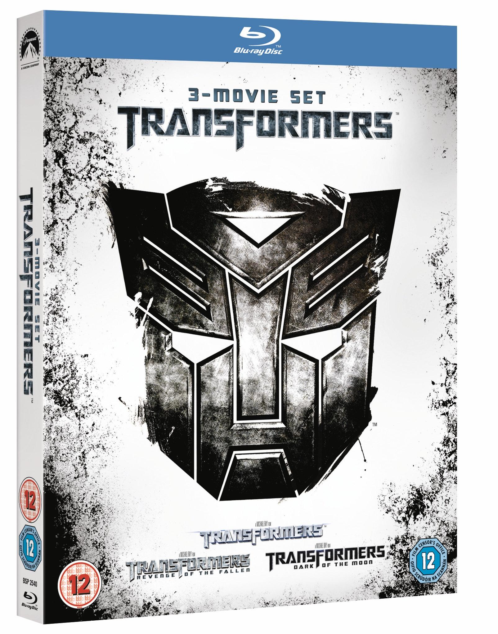 Transformers1 3 bdoring 3disc retail 3d