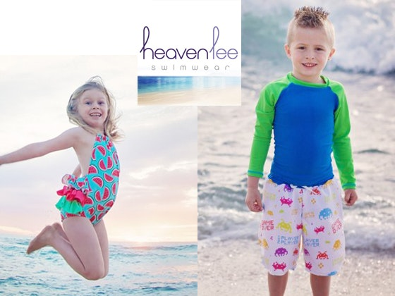 HeavenLee Swim $140 Swimwear Pack sweepstakes
