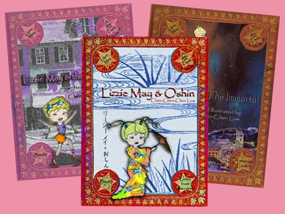 Lizzie May Book Packs sweepstakes