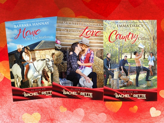 Romance Novel Pack sweepstakes