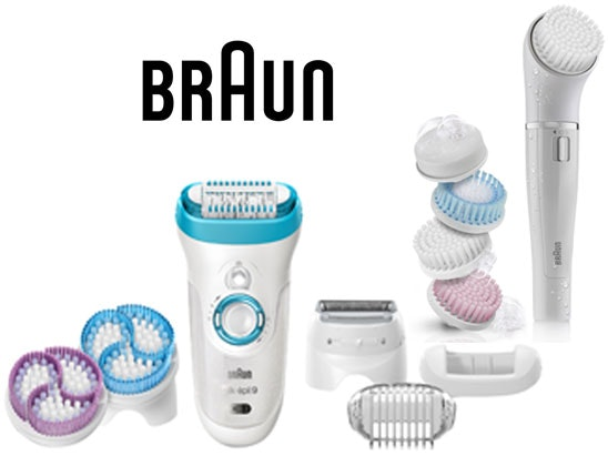 Braun skincare tools competition