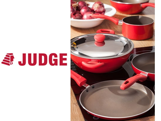 a set of Judge Radiant pans sweepstakes