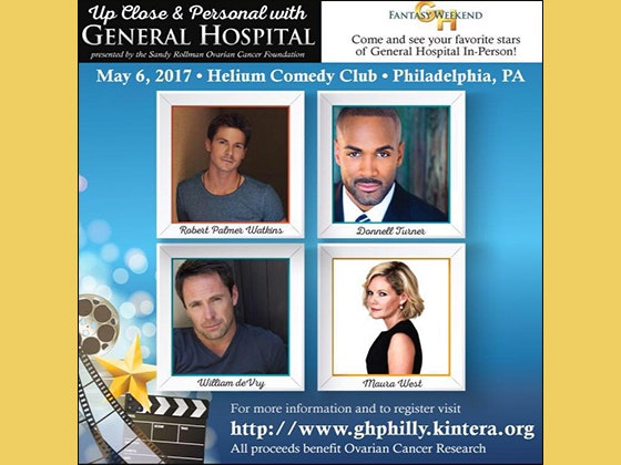 VIP Soap Opera Package for Philadelphia sweepstakes